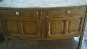 vendo mueble de roble buen estado para restaurar