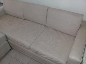 vendo sillon de ecocuero 2,10 x 0,85