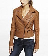 Campera De Cuero Mujer Wilsons Leather 100 Cuero Legitimo