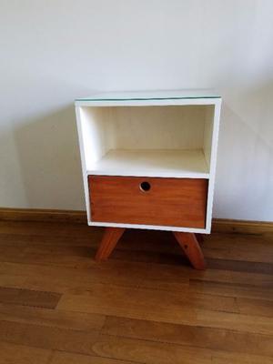Mesas de Luz Estilo Vintage