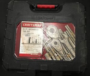 Set de herramientas Craftsman 94 piezas