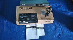 Switch Tp Link 16 Bocas / mbps