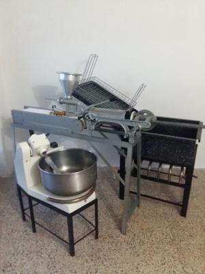 Vendo maquinas para churreria
