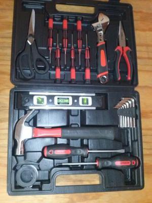 liquidacion total caja en caja de herramientas nueva