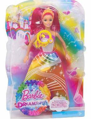 Barbie Dreamtopia Con Luces Original