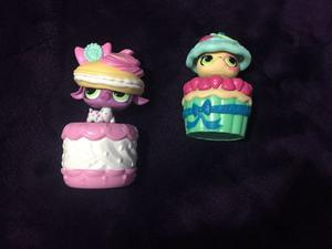 Cupcakes Littlest Pet Shop