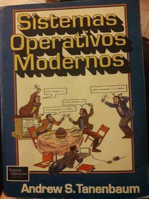 Sistemas Operativos Modernos Tanenbaum Pdf