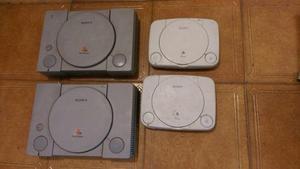 Lote De 4 Playstation 1 Líquido Urgente