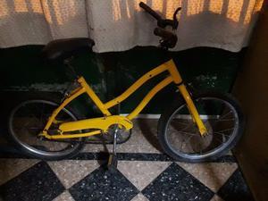 Vendo bicicleta para chicos rodado 20