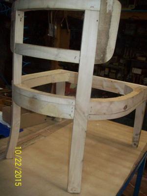armazon de silla matera