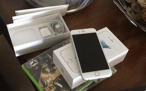 IPHONE 6S DE 64 GB LIBRE DE FABRICA EN CAJA CON ACCESORIOS