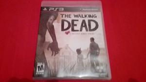 The walking dead ps3 san miguel