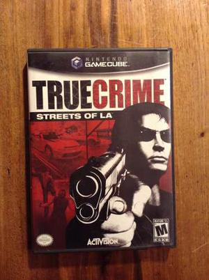 True Crime: Streets Of La Para Gamecube