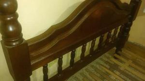 Vendo Urgente juego de dormitorio de Algarrobo