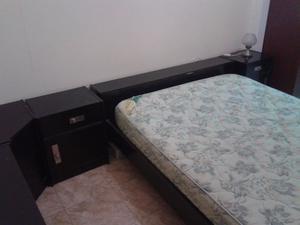 Vendo cama matrimonial con colchón