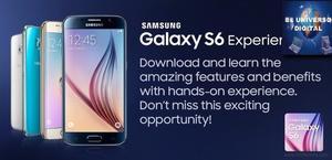 Venta de celulares Rosario,Santa Fe,Samsung Galaxy S6