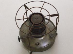 Antiguo calentador Bram Metal N5
