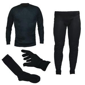 Conjunto Térmico Completo Camiseta + Calza + Medias