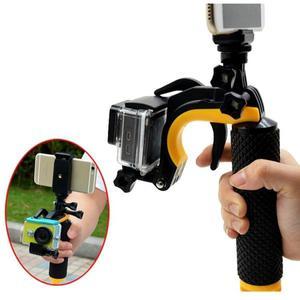 Flotadores con gatillo para GoPro o similar