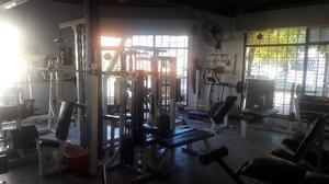 Lote completo de gym