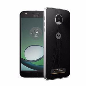 Motorola Moto Z Play 4g Lte Liberado + Cargador Turbo + Tapa