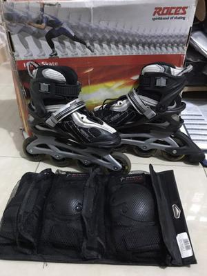 Rollers Roces talle 40