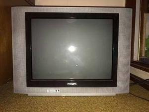 VENDO TV. PHILIPS COLOR 21 PULGADAS