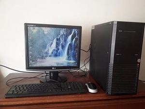 PC De Escritorio Completa. CPU Nuevo!!!. Se escucha oferta