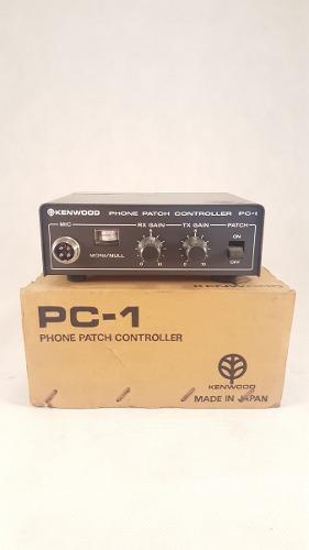 Phone Pach Kenwood Pc-1 En Su Caja Original, Perfecto Estado