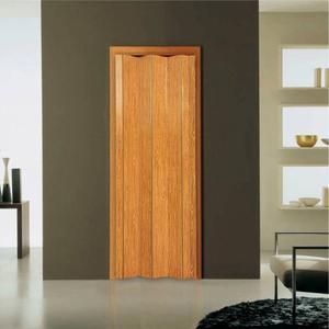 Puertas plegadizas de madera mabedoor posot class for Puerta madera roble