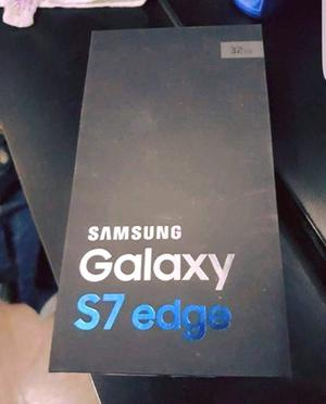 Samsung s7 LTE dorado libre de fabrica en caja.