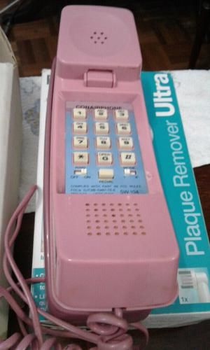 Telefono Digital Rosa