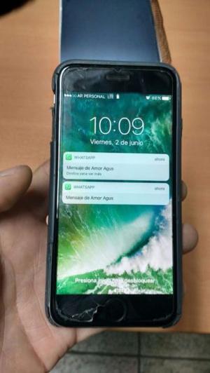 Apple Iphone 6 - 16 Gb - Libre - En Caja Original + Cargador