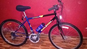 IMPERDIBLE!.. Bicicleta rodado 26 con 18 cambios