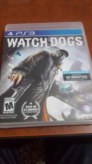 Vendo watch dogs usado
