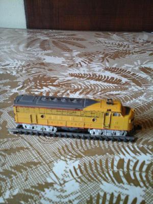 tren trix west germany antiguo