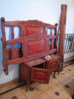 Antiguo juego dormitorio provenzal