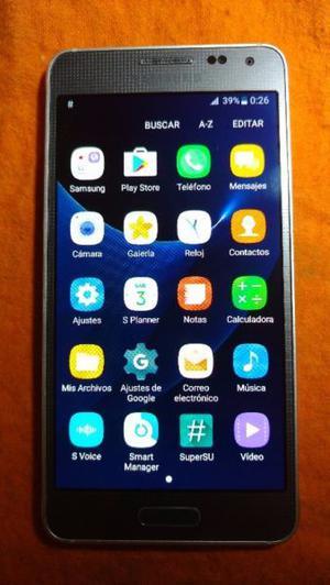 SAMSUNG GALAXY ALPHA - OCTACORE- LIBRE 32 GB 2 GB DE RAM
