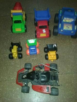 Camiones Duravit Y Autos