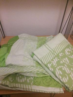 Juego de sábanas 2 plazas