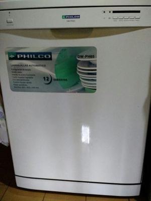 Lavavajillas Philco 12 Cubiertos - Como Nuevo!!!