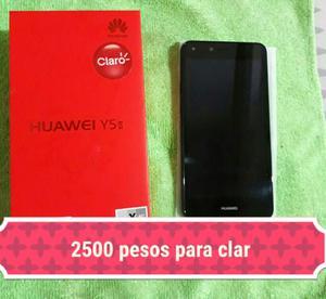 Líquido Huawei y5 II para claro nuevo sin uso