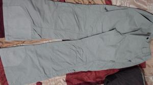Pantalon Columbia Mujer Impermeable Ski Usado Talle 42