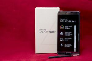 Samsung Galaxy Note 4 Sm-n910c 4g Argentina Libre De Fabrica