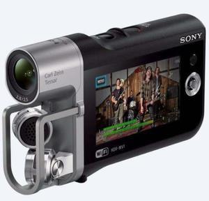 Sony Hdr Mv1 Mv1 Hd Stereo Video&grabador Digital.