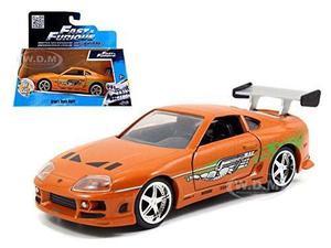 Auto Rapido Y Furioso Brian's Toyota Supra Furious Jada Rdf1