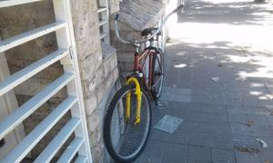 Bicicleta playera - Rodado 26
