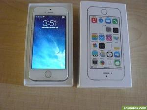 IPHONE 5S DE 16 GB PARA MOVISTAR Y PERSONAL EN CAJA NUEVO