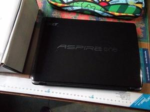 Netbook ACER ASPIRE ONE  RAM 500 GB DD LA PLATA