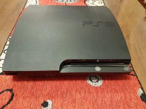 Play Station 3 Slim 120 Gb + 2 Joystick + Kit Move + Juegos